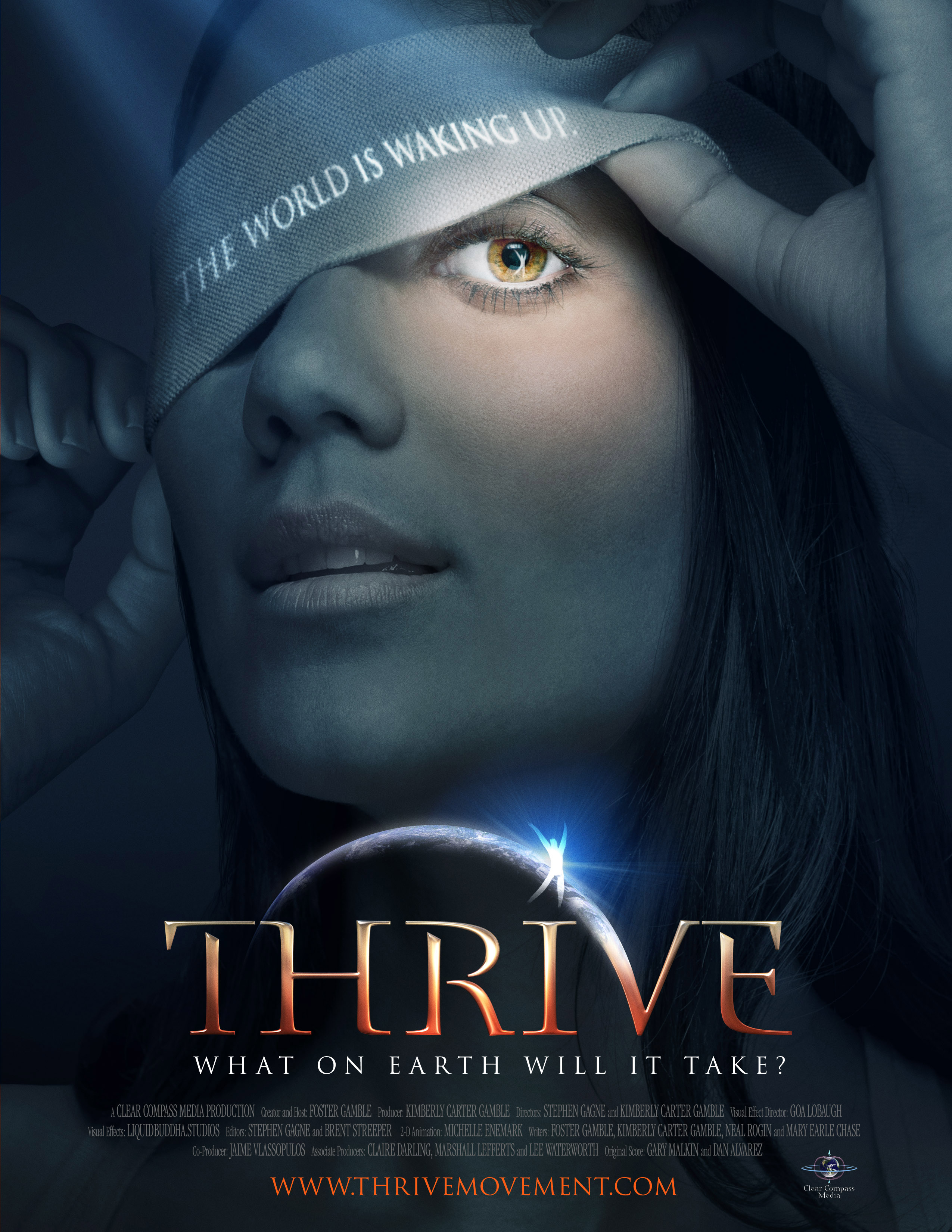 THRIVE Movie An Unconventional Documentary That Lifts The Veil On Whats REALLY Going In Our World By Following Money Upstream Uncovering
